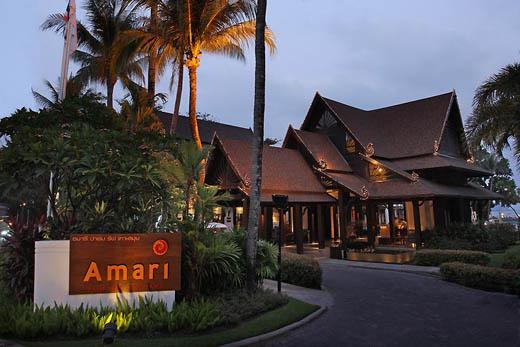 Amari Palm Reef Koh Samui – Hotel Review