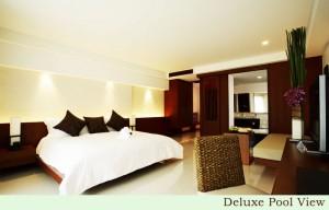La Flora resort room