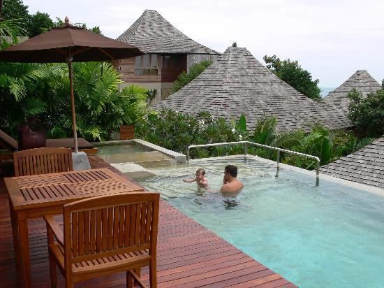 Silavadee Pool Spa Resort pool